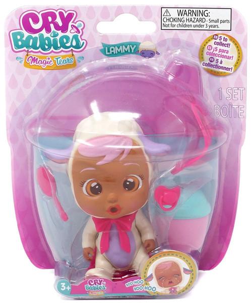 Cry Babies Magic Tears Lammy Mini Doll [Loose]