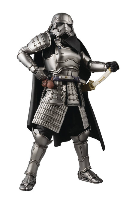 Star Wars Meisho Movie Realization Ashigaru Taisho Captain Phasma Action Figure