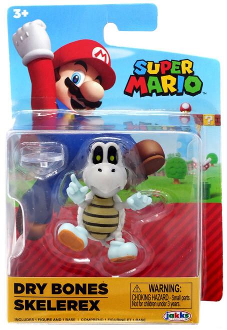 Super Mario Dry Bones 2.5-Inch Mini Figure