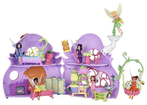 Disney Fairies Tink's Pixie Cottage Playset