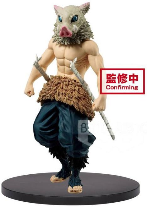 Demon Slayer: Kimetsu no Yaiba Inosuke Hashibira 5.9-Inch Collectible PVC Figure [Version 1]