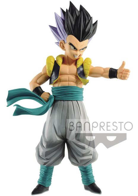 Dragon Ball Z Grandista Resolution of Soldiers Gotenks 7.5-Inch Collectible PVC Figure
