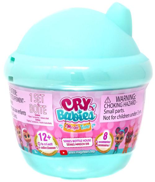 Cry Babies Magic Tears Series 1 Bottle House Mystery Pack [Wave 1, RANDOM Color]