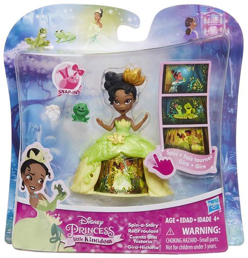 Disney Princess The Princess and the Frog Little Kingdom Spin-a-Story Tiana Figure