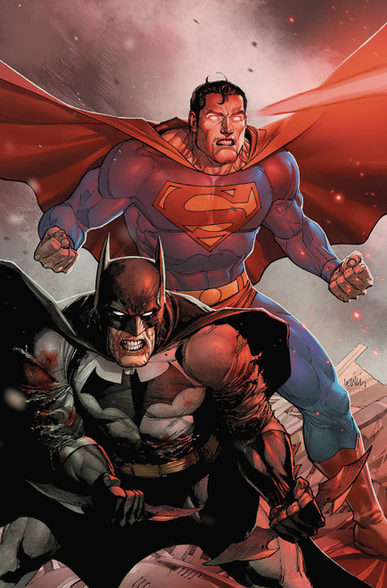 DC Batman Superman #1 Comic Book [Leinil Yu Variant Cover]