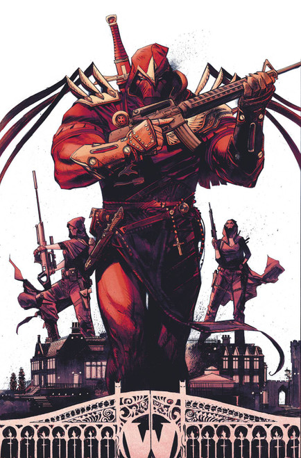 DC Black Label Batman Curse Of The White Knight #2 of 8 Comic Book