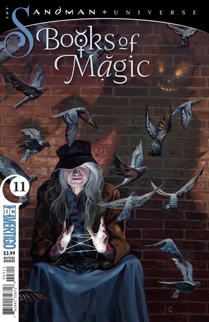 DC Books of Magic #11 The Sandman Universe Comic Book