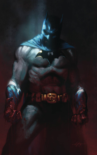 DC Batman #76 Year of the Villain, Dark Gifts Comic Book [Gabriele Dell'Otto Card Stock Variant Cover]