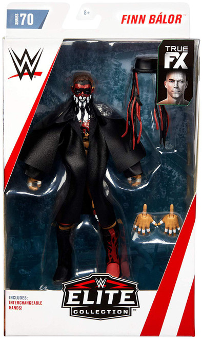 WWE Wrestling Elite Collection Series 70 Finn Balor Action Figure