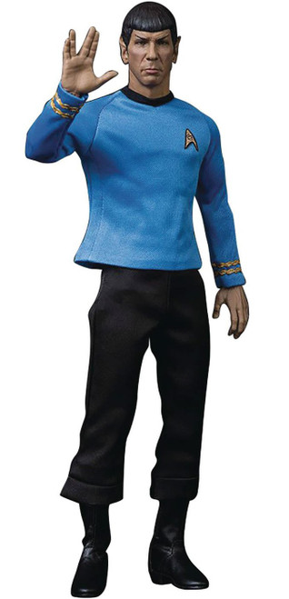 Star Trek: The Original Series Spock Master Series Collectible Figure [Limited Edition Reissue] (Pre-Order ships October)