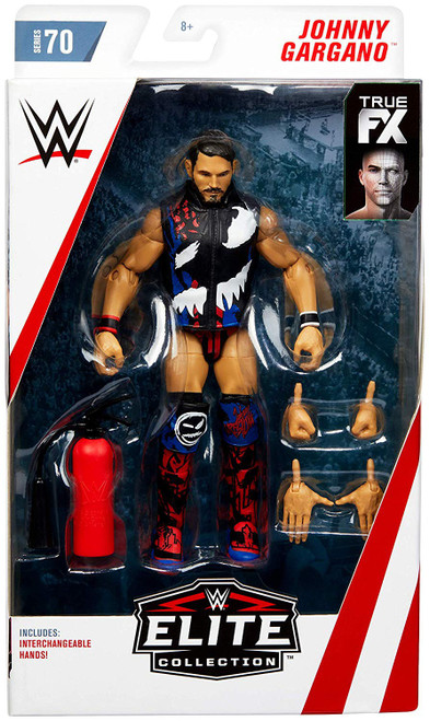 WWE Wrestling Elite Collection Series 70 Johnny Gargano Action Figure