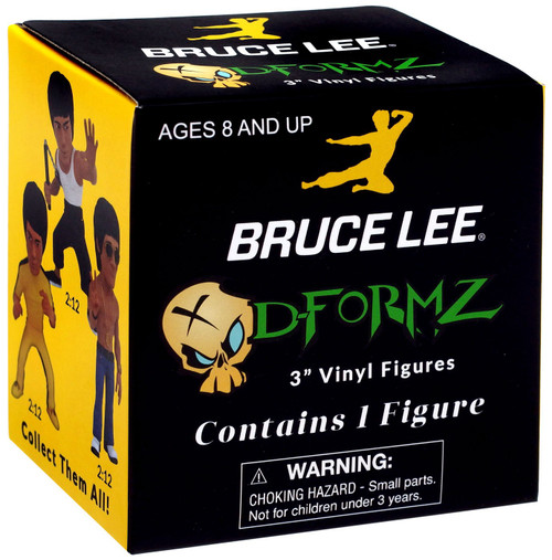 D-Formz Bruce Lee Mystery Pack