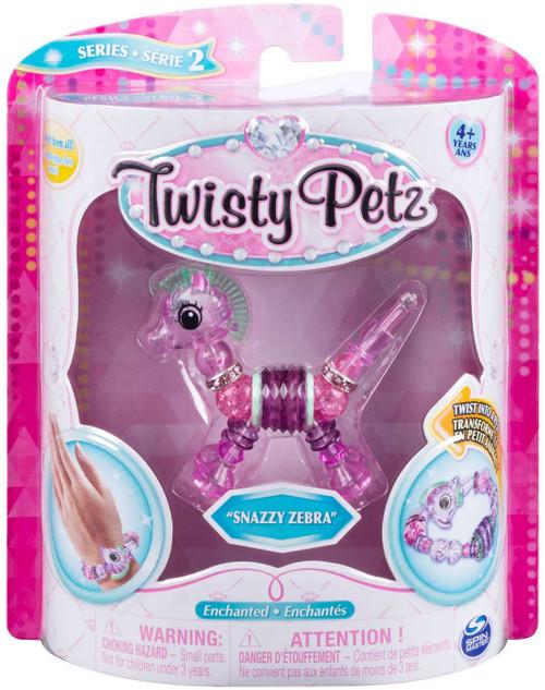 Twisty Petz Series 2 Snazzy Zebra Bracelet