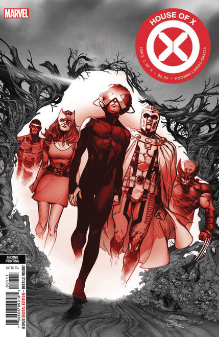 Marvel Comics House of X #1 Comic Book [2nd Printing]