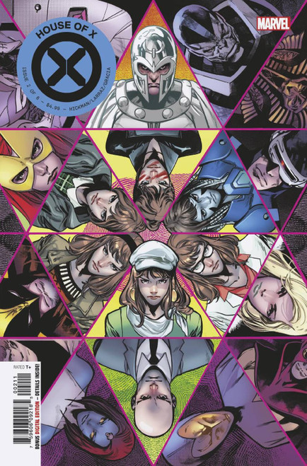 Marvel Comics House of X #2 Comic Book