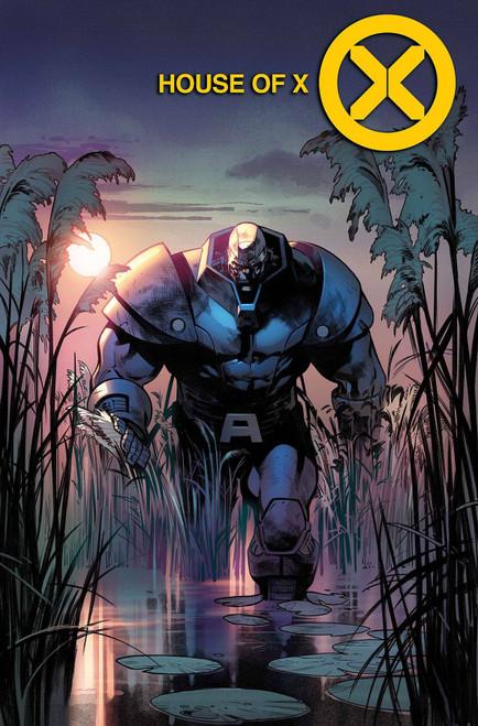 Marvel Comics House of X #5 Comic Book