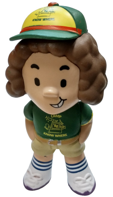 Funko Stranger Things Series 2 Dustin 1/12 Mystery Minifigure [Camp Know Where Tee Loose]