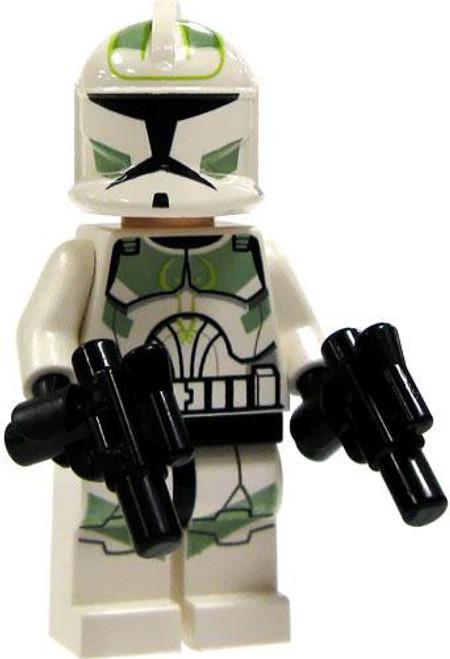LEGO Star Wars 41st Elite Corps Green Clone Trooper Minifigure [Loose]