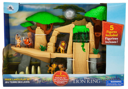 Disney The Lion Guard Pride Lands Exclusive Playset