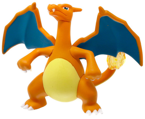 Pokemon Charizard 1-Inch PVC Figure [Loose]