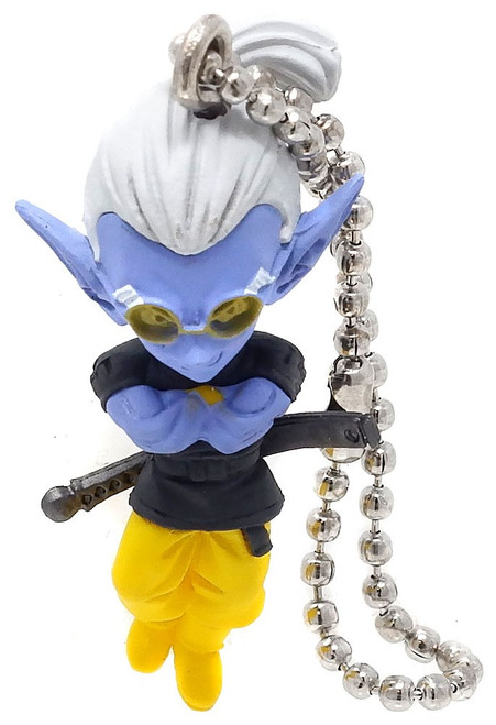 Dragon Ball Super UDM Best 36 Fu 1.5-Inch Keychain Clip-On