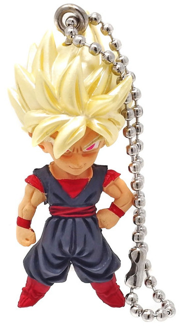 Dragon Ball Super UDM Best 36 Xeno Goku 1.5-Inch Keychain Clip-On