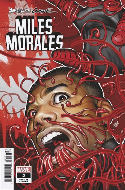 Marvel Comics Absolute Carnage Miles Morales #2 Comic Book [David Nakayama Variant Cover]