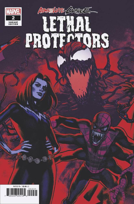 Marvel Comics Absolute Carnage Lethal Protectors #2 Comic Book [Greg Smallwood Variant Cover]