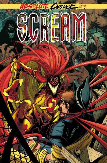 Marvel Comics Absolute Carnage Scream #2 Comic Book