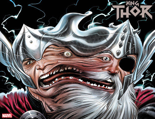 Marvel Comics King Thor #1 Comic Book [Immortal Variant Cover]