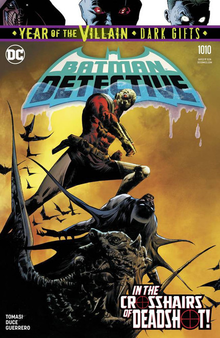 DC Detective Comics #1010 Comic Book