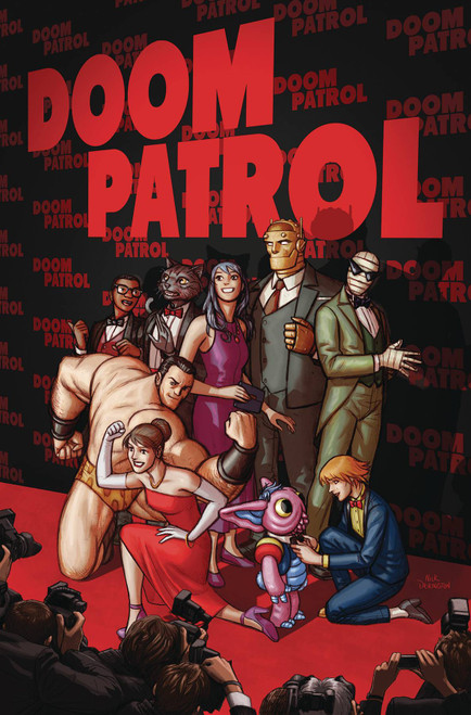DC Doom Patrol Weight Of The Worlds #2 Comic Book