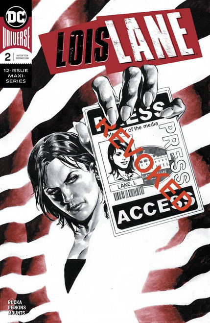 DC Lois Lane #2 of 12 Comic Book