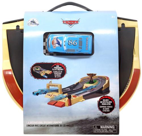 Disney / Pixar Cars L.A. International Speeday Exclusive Track launcher