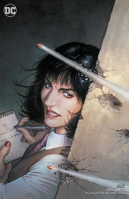 DC Lois Lane #2 of 12 Comic Book [Nicola Scott Variant Cover]
