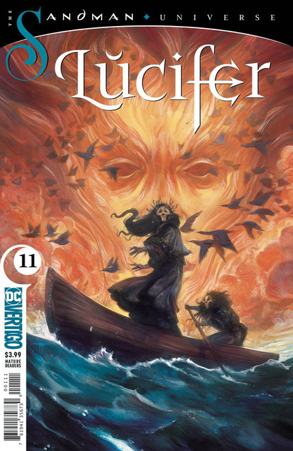 DC Lucifer #11 The Sandman Universe Comic Book