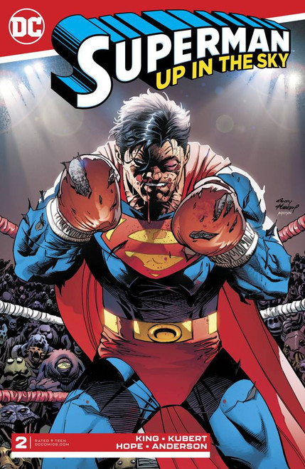 DC Superman Up In The Sky #2 of 6 Comic Book