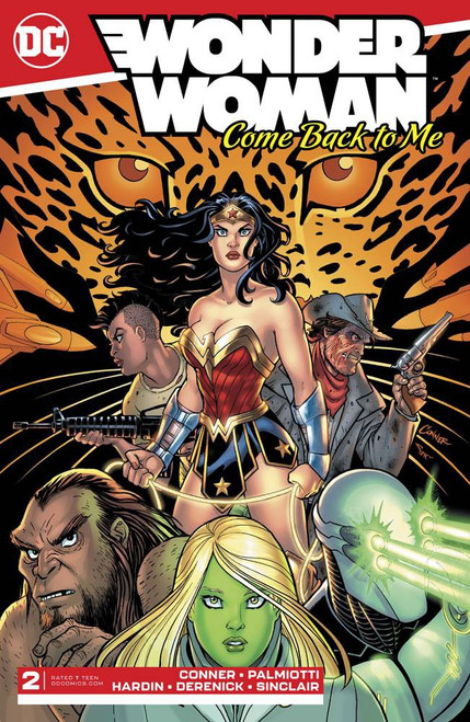 DC Wonder Woman Come Back To Me #2 of 6 Comic Book