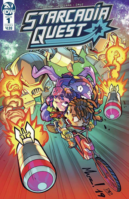 IDW Starcadia Quest #1 of 3 Comic Book