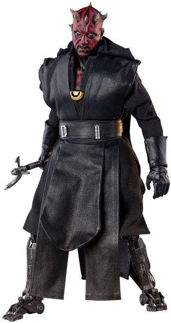 Star Wars Solo Movie Masterpiece Darth Maul Collectible Figure DX18