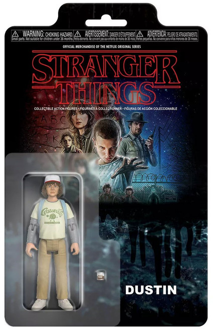 Funko Stranger Things Dustin Action Figure