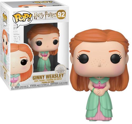 Funko Harry Potter POP! Movies Ginny Weasley Vinyl Figure [Yule Ball]