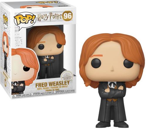 Funko Harry Potter POP! Movies Fred Weasley Vinyl Figure #96 [Yule Ball]