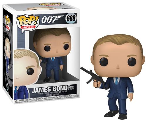 Funko Quantum of Solace POP! Movies James Bond Vinyl Figure #688 [Daniel Craig]