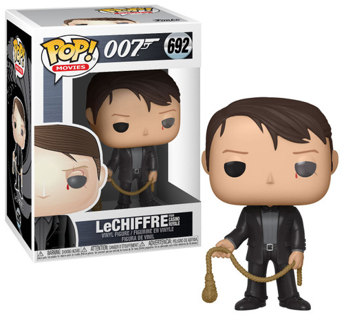 Funko James Bond POP! Movies Le Chiffre Vinyl Figure