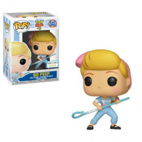Funko Disney / Pixar Toy Story 4 POP! Disney Bo Peep Exclusive Vinyl Figure #533