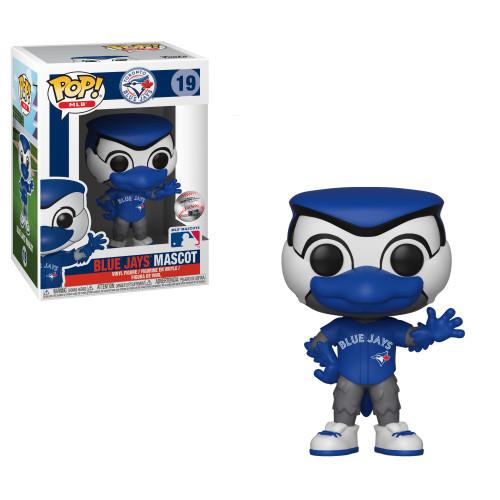 Funko MLB Toronto Blue Jays POP! Sports Baseball Ace Vinyl Figure #19 [Mascot, Damaged Package]
