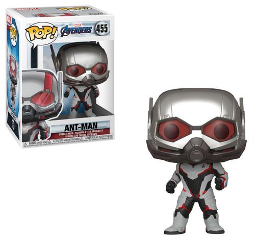 Funko Avengers Endgame POP! Marvel Ant-Man Vinyl Figure [Endgame, Damaged Package]
