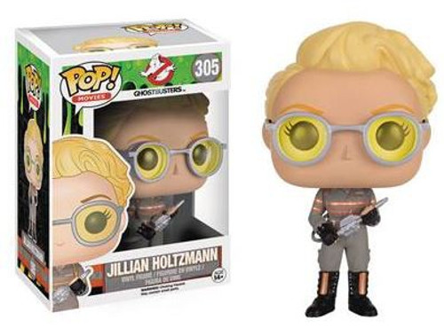 Funko Ghostbusters POP! Movies Jillian Holtzmann Vinyl Figure #305 [Regular, Damaged Package]