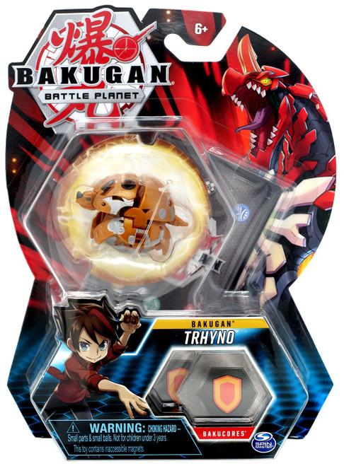 Bakugan Battle Planet Battle Brawlers Bakugan Trhyno